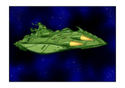 ガミラス高速巡洋艦