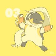 らくがきペンギン
