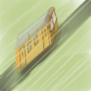超高速ケーブルカー