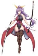 [コミッション] 綿月依姫