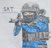 特殊部隊 SAT
