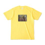 Tシャツ | イエロー | 流・風月