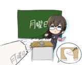 月曜日文香0315