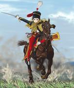 騎兵 × アッサムさん