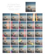 ScreenTex改変 Light Leaks