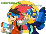 ロックマンエグゼ20周年