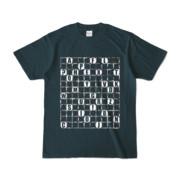 Tシャツ | デニム | ALPHABET_GRAVEL
