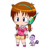 NHK 恐竜惑星:萌ちゃんとレイ