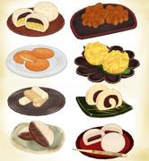 郷土菓子セットver1.0
