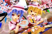 【レミフラ!】春の お寿司祭り…♡