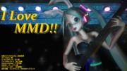 【I☆LOVE☆MMD!2021】C-Reさんフルパワー!