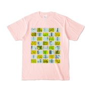 Tシャツ | ライトピンク | Steel20_and_Grass20