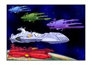 ガミラス ドメル艦隊 ガミラス星