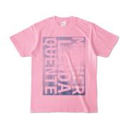 Tシャツ | ピーチ | M☆L☆Q_Sky