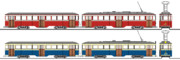 レニングラード市電ЛМ-33形電車