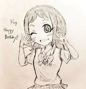 さくらちゃん誕生日おめでとう!