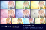 【MME】ScreenTex改変 フルーツ