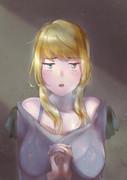 意地悪な姉たちにヤバい下着を着せられ恥じらい懇願するシ○デレラ