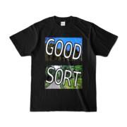 Tシャツ | ブラック | GS_Park