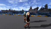【MMD艦これ】「鈴谷とわたくし熊野がハイファイレイヴァーですわ!。」動画より