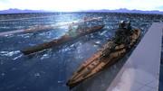【MMD艦これ】「鈴谷とわたくし熊野がハイファイレイヴァーですわ!。」で使用した静止画