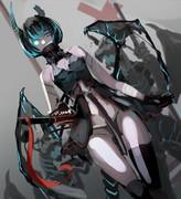 毒龍族の姫