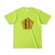 Tシャツ | ライトグリーン | 五角☆互角COFFEE