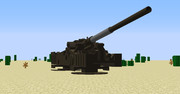 【MCヘリ】M65 280mmカノン砲 改良版