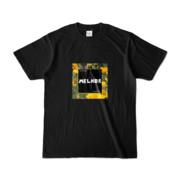 Tシャツ | ブラック | MELHOR☆Flower_Square