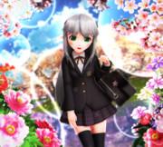 制服エイミちゃん…♡
