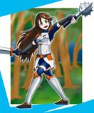 姫騎士の姫川
