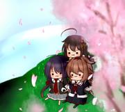 春のニ七駆