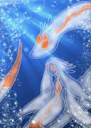クリオネの亜人、或いはクリオネの人魚、細かい事は知らん。