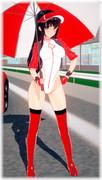 レースクイーン姫様【C】