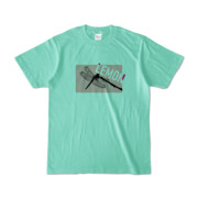 Tシャツ | アイスグリーン | Dragonfly_LEMON