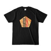 Tシャツ | ブラック | 五角☆互角COFFEE