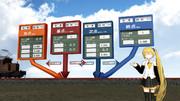 【MMD鉄道】鉄道モーション作れるくん【配布】