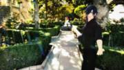 グラナダ・ヘネラリーフェ庭園をお散歩