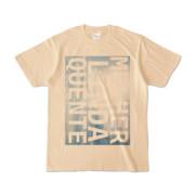 Tシャツ | ナチュラル | M☆L☆Q_Sky