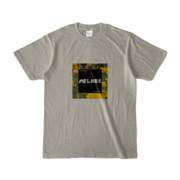 Tシャツ   シルバーグレー   MELHOR☆Flower_Square