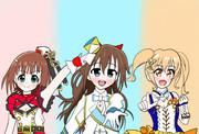 4月3日生まれのアニメのアイドル達