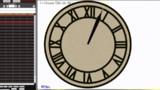 【MMD】時計のカチカチ再現【配布】