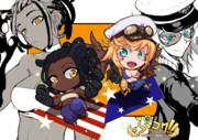ふたりはアメリカ☆