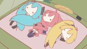 とりぷるばかの女子キャンプ