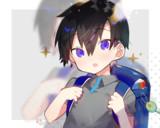 黒髪ショタ