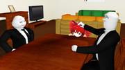 過去編:やらない夫:お部屋訪問