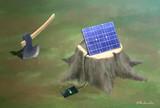 環境に優しい発電