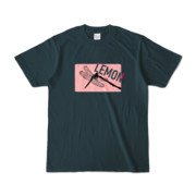 Tシャツ | デニム | Dragonfly_LEMON