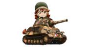 SD戦車 チェコ=スロバキア T24 試作中戦車