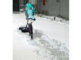 ゆきはね式で雪はねw